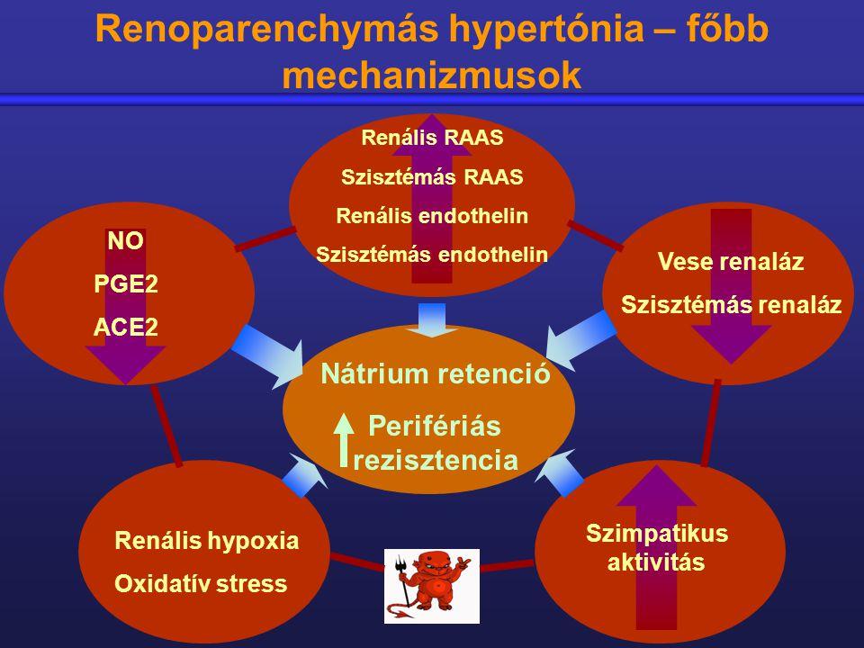 vese hipertónia és kezelése