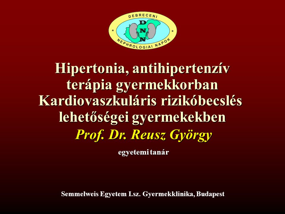 kardiovaszkuláris hipertónia tünetei)