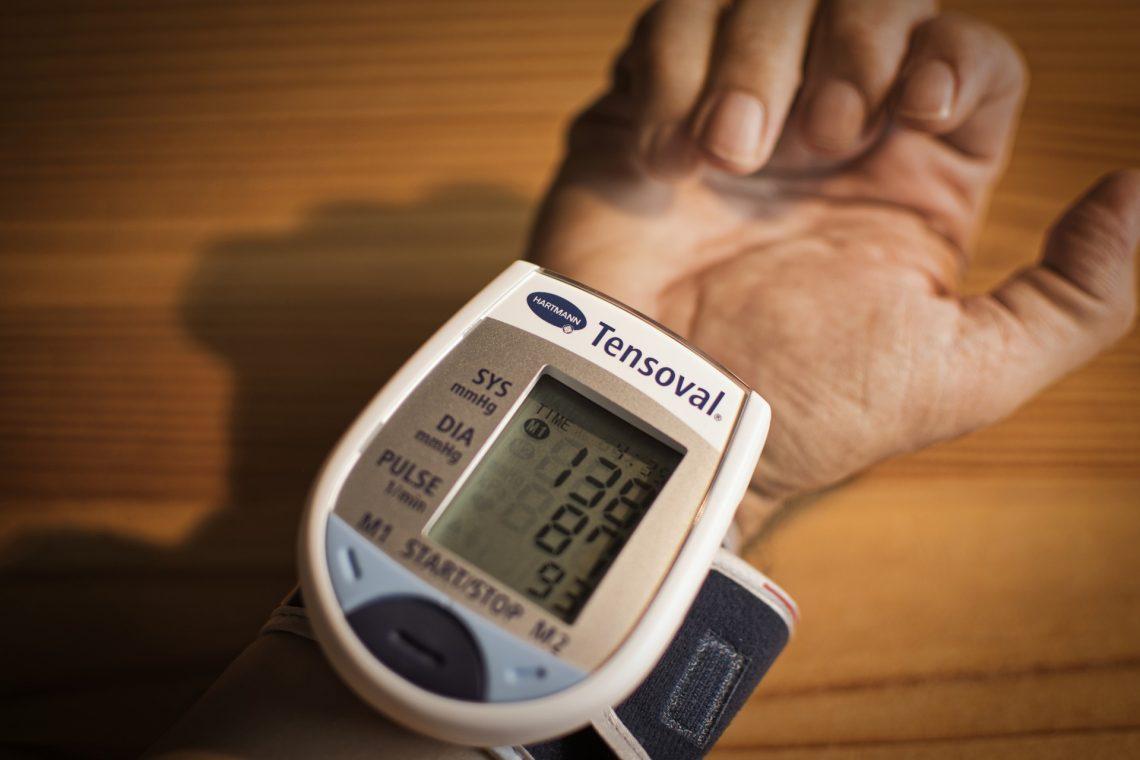 kiterjedt magas vérnyomás