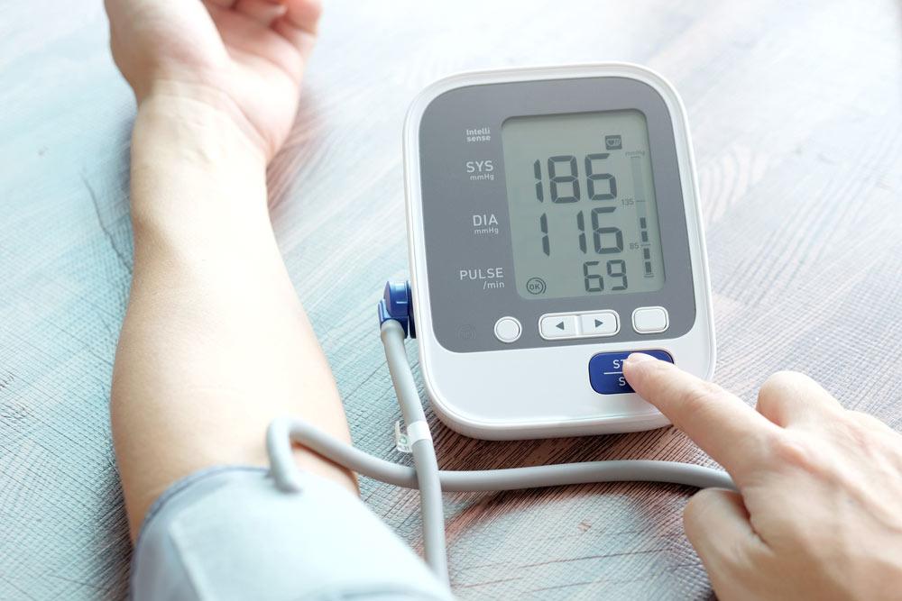 magas vérnyomású ozokerit
