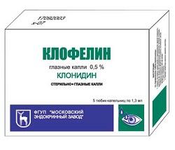 magas vérnyomás és klonidin)