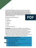 Magas vérnyomás - Informatikai jegyzetek és feladatok