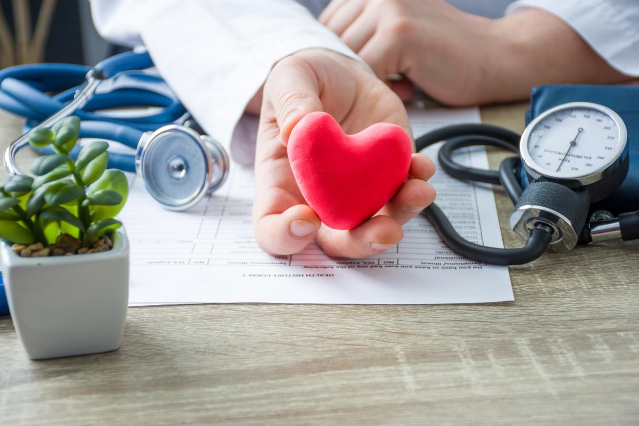 magas vérnyomás-történet