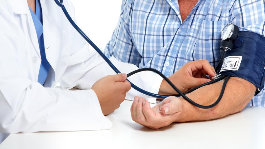 mi van az 1 stádiumú magas vérnyomás esetén