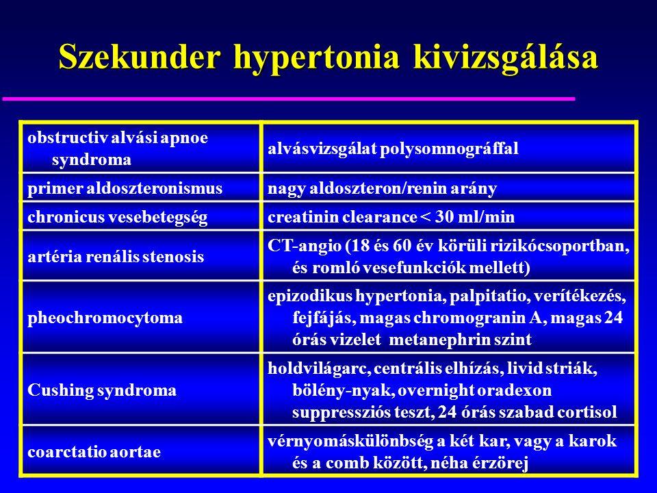 nyaki vaszkuláris hipertónia