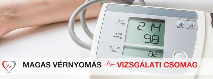 spazgan és magas vérnyomás