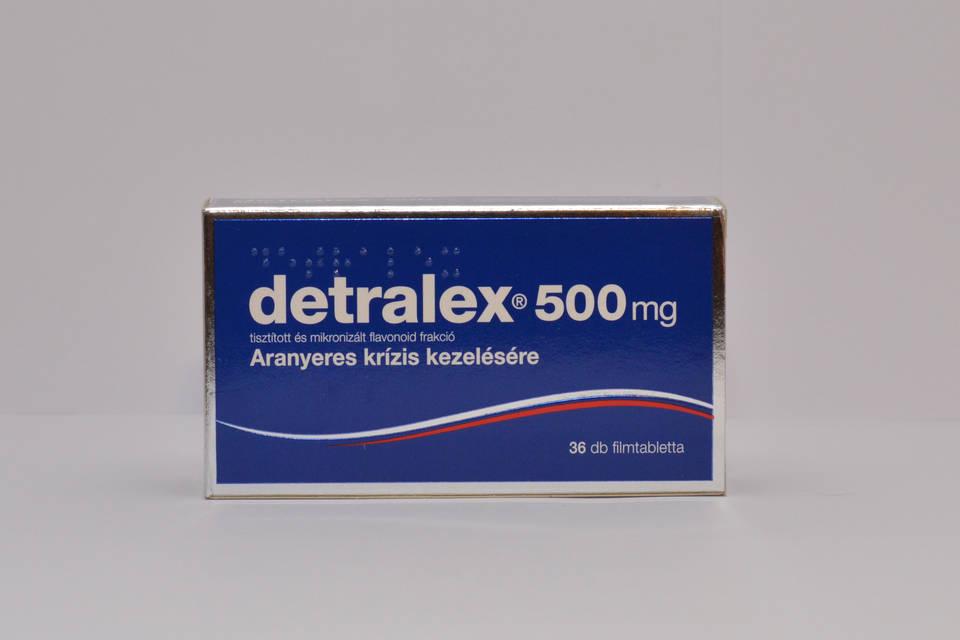 alkalmazható-e a Detralex magas vérnyomás esetén)