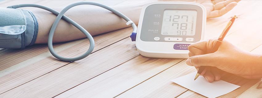 magas vérnyomás légszomjjal