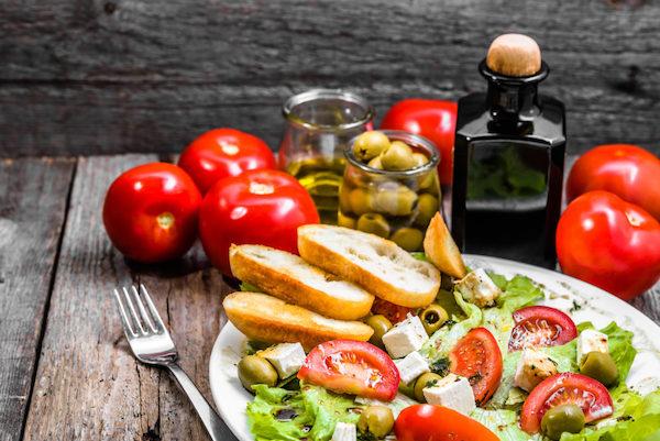 Mediterrán étrend magas vérnyomás ellen)