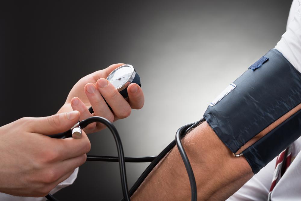 neuraszténia magas vérnyomással