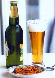 mennyi sör magas vérnyomásban