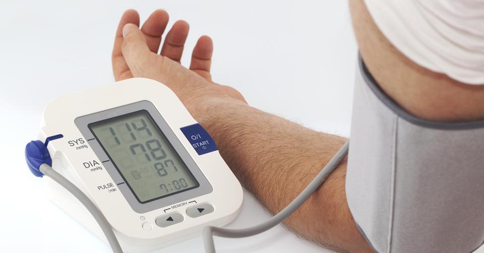 a szív ultrahangja magas vérnyomást mutat
