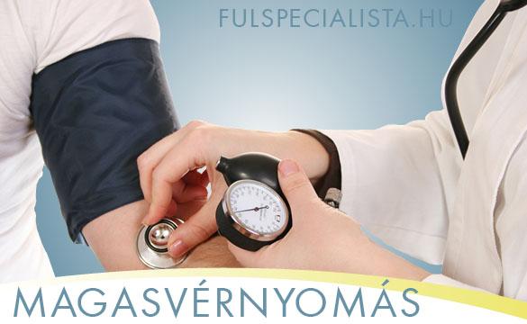 magas vérnyomás tinnitus nyomás)