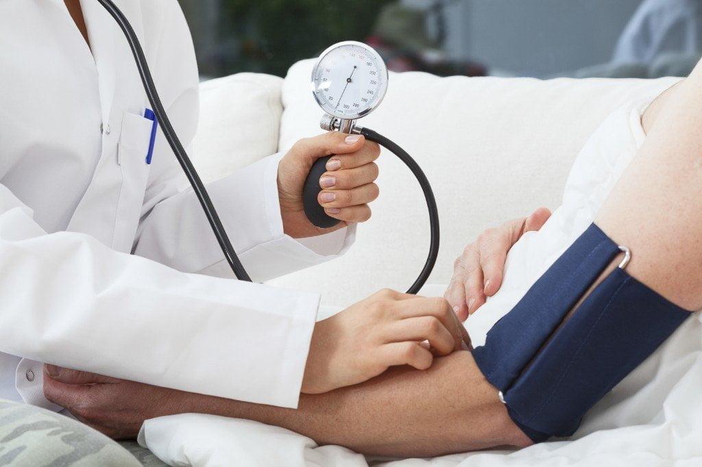 a magas vérnyomás betegség kórtörténete