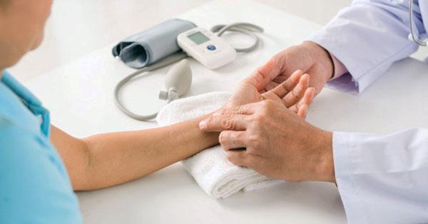 pulzus 2 fokú magas vérnyomás esetén