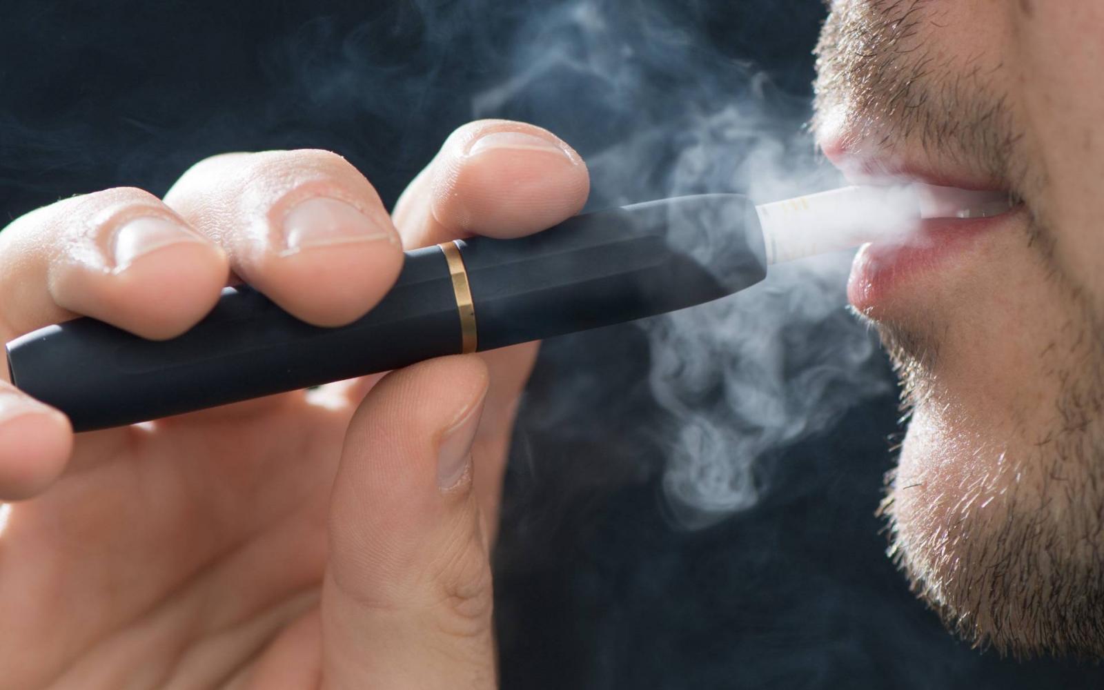 elektronikus cigaretta magas vérnyomás)