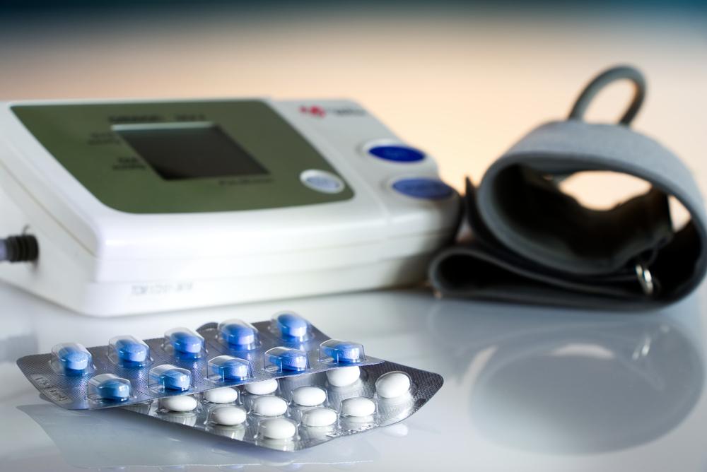 az IAPF alkalmazása magas vérnyomás esetén)