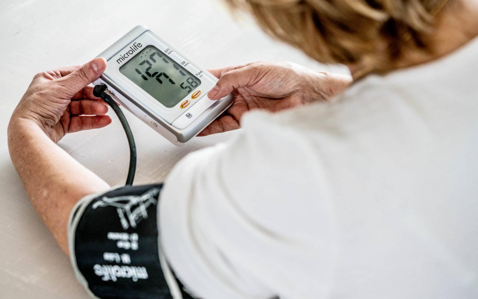 magas vérnyomás terjed