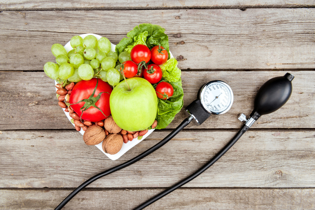 gyümölcs a magas vérnyomástól a