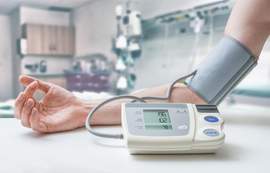 a magas vérnyomás tüneteket jelez