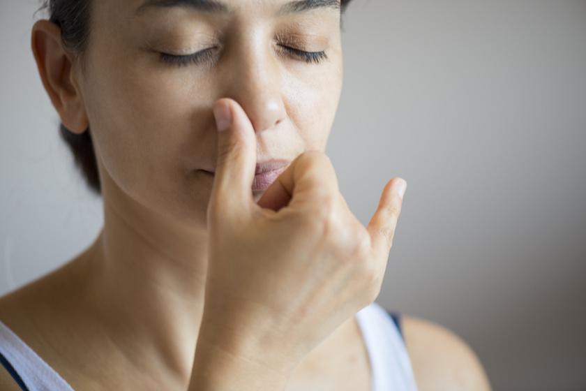 Miért alakul ki az orrszárazság, és miért lehet veszélyes?