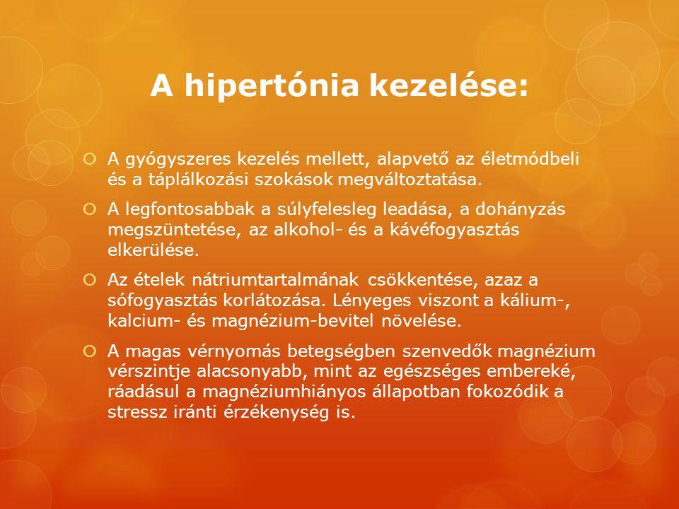 a másodfokú hipertónia tünetei)
