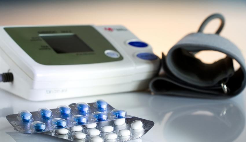 alacsony vérnyomás magas vérnyomás elleni gyógyszerek esetén