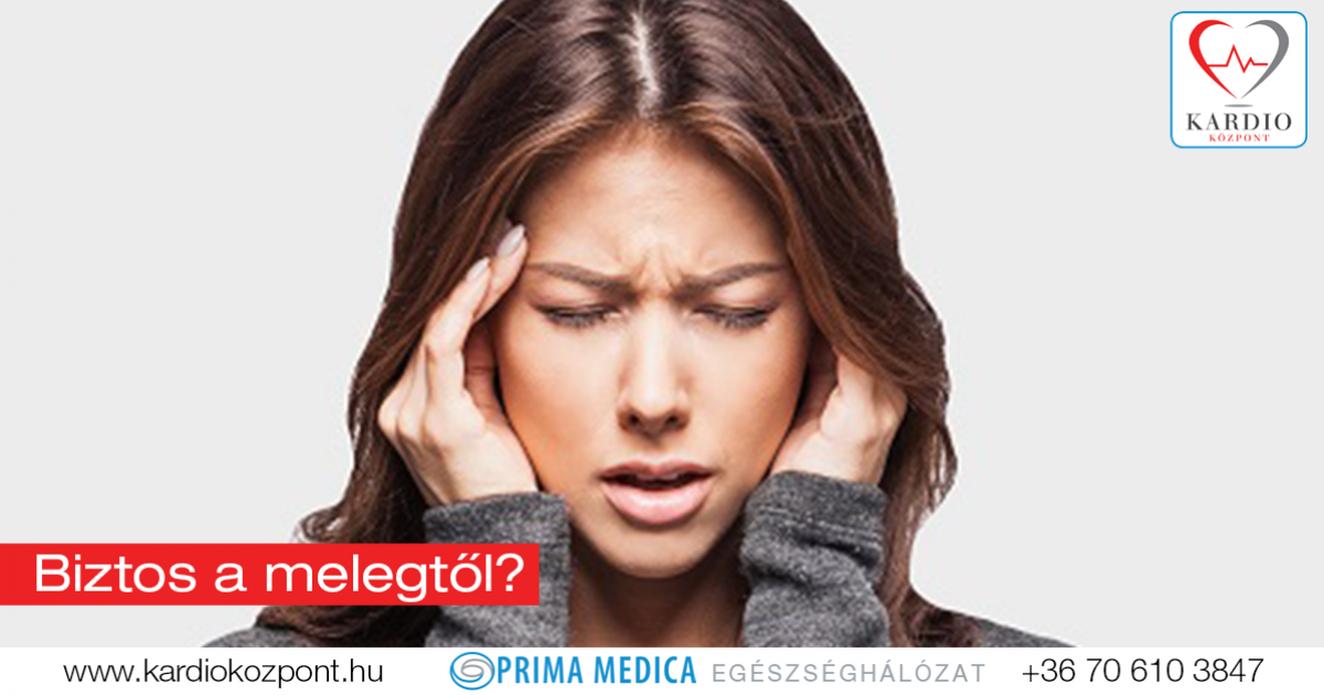 hipertóniás fejfájás jelei