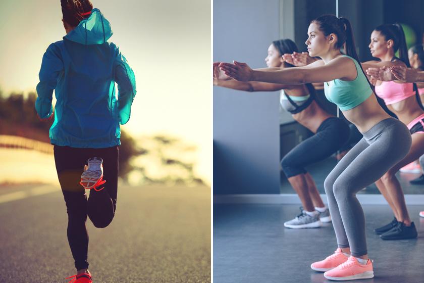 kardió edzés és magas vérnyomás