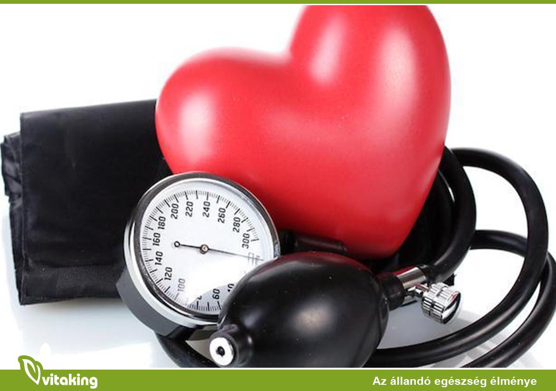 a magas vérnyomás kutatást okoz)