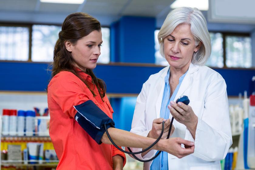 a magas vérnyomás 2 fokozatának modern kezelése Nem akarom elhinni hogy magas vérnyomásom van