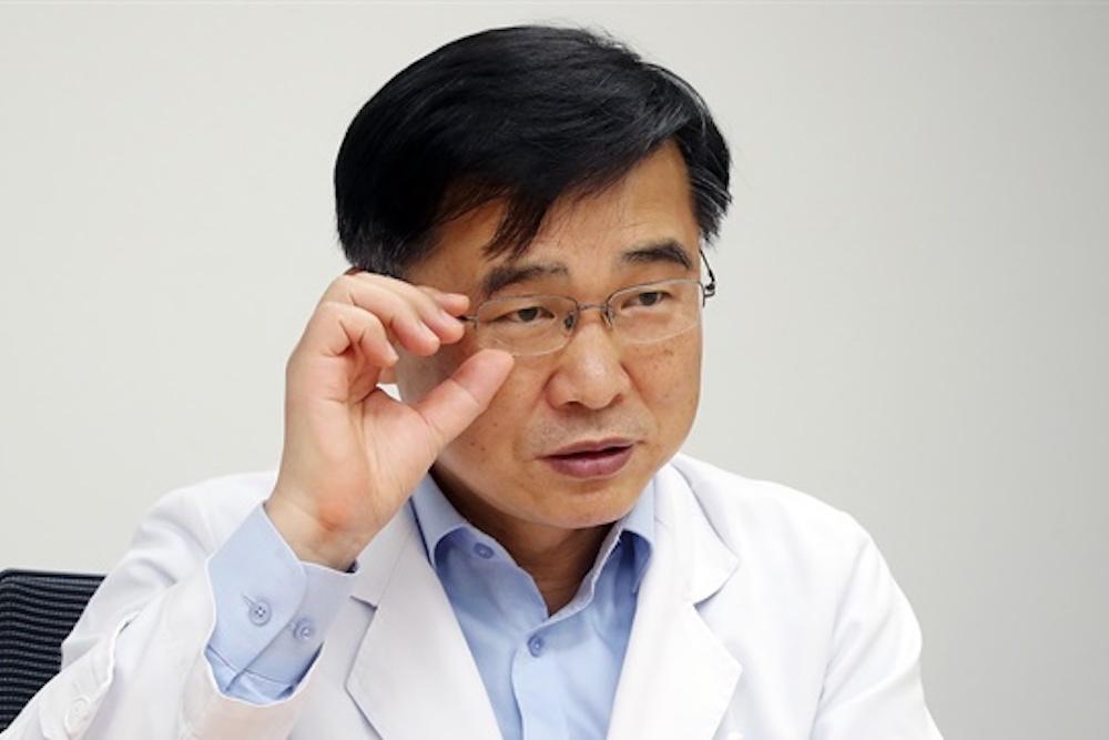 magas vérnyomás kezelés Dél-Koreában)