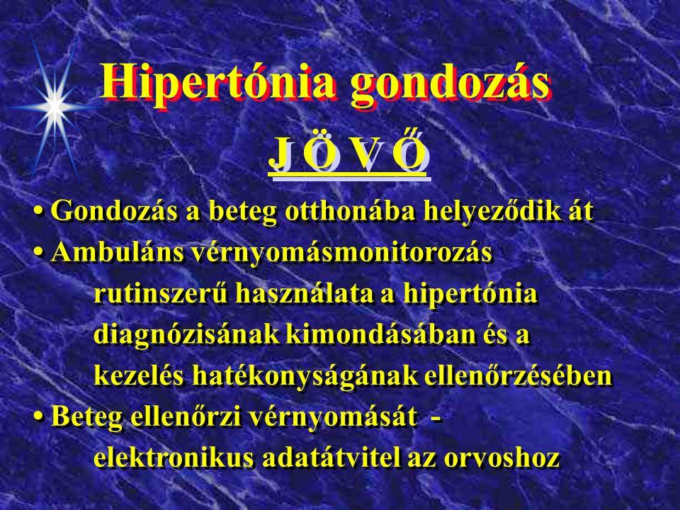 otthoni hipertóniát kezel