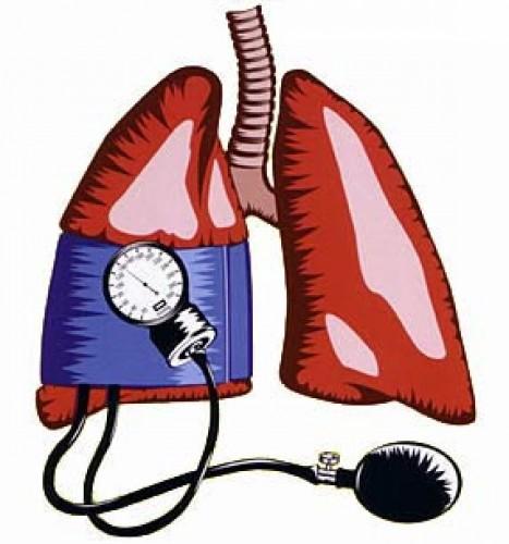 pulmonalis hipertónia vagy magas vérnyomás