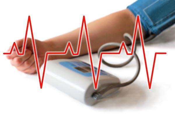 tachycardia és magas vérnyomás)