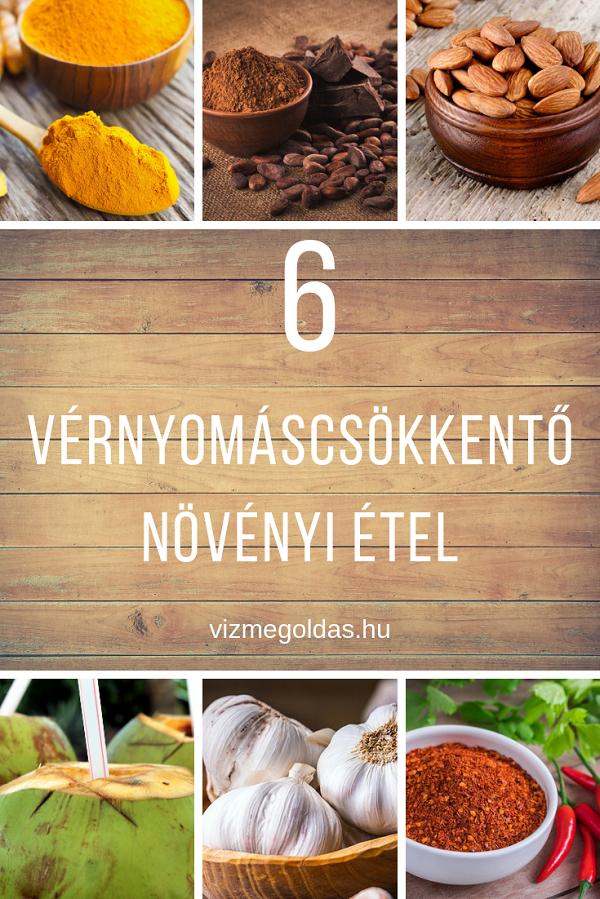 ételek amelyek növelik a magas vérnyomást)